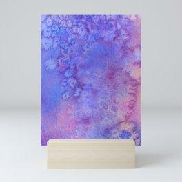 Lilac Waves Mini Art Print