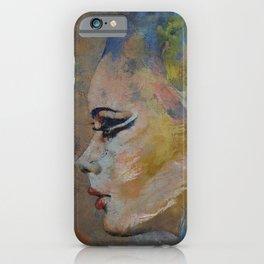 Mermaid Beauty iPhone Case