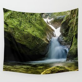 Uricanal Wall Tapestry