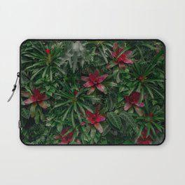 A Wall of Plants Laptop Sleeve