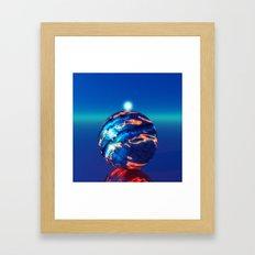TERRA ARDENS Framed Art Print