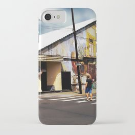 The Howlin' Wolf iPhone Case