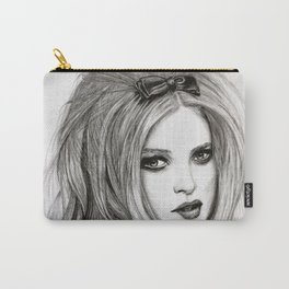BOUFFANT Carry-All Pouch