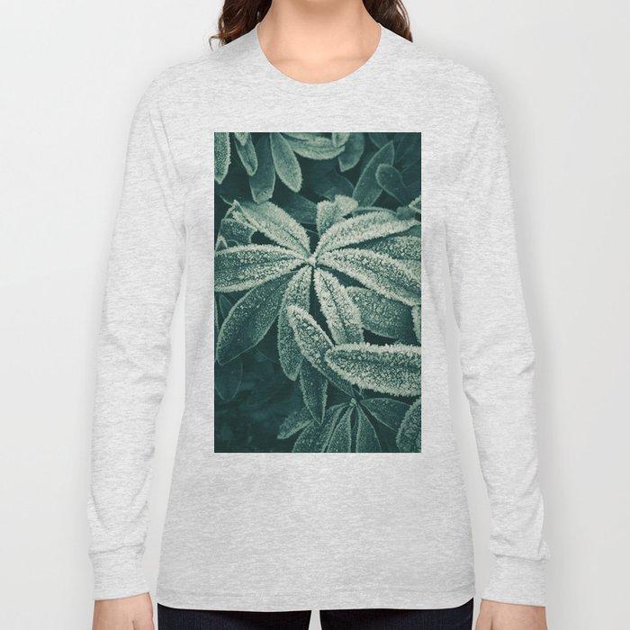 Frozen Greens Long Sleeve T-shirt