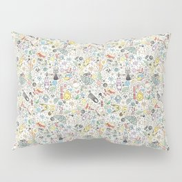 Ghibli Love Pillow Sham