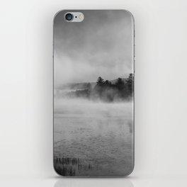 lifting mist iPhone Skin