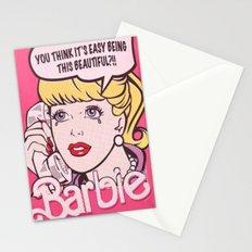Barbie Stationery Cards