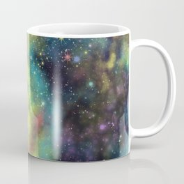 Cosmic dust Coffee Mug