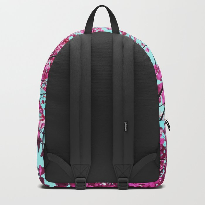 Autumn Pink Backpack