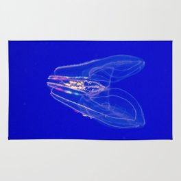 Comb Jelly Rug