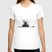 egypt T-shirts featuring Camel, Egypt by DLS Design