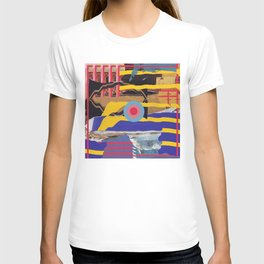 pulled muscle T-shirt