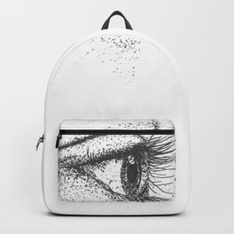 Eye yi yi Backpack
