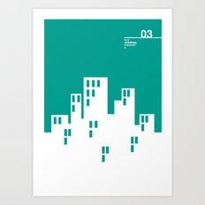 03_WEBDINGS_c Art Print
