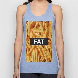 Fat Unisex Tank Top
