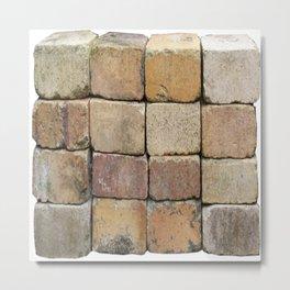 Oven stones Metal Print