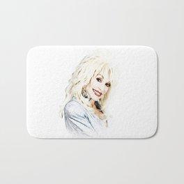 Dolly Parton - Pop Art Bath Mat