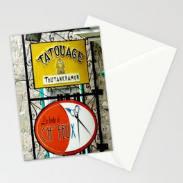 Full Service Stationery Cards