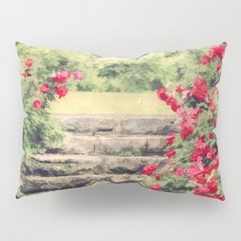 The Rose Garden Pillow Sham