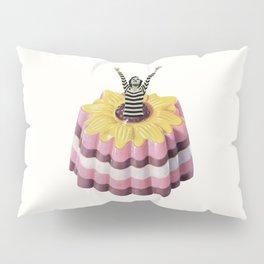 Blancmange Surprise Pillow Sham