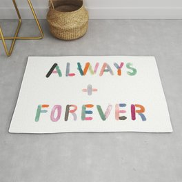 Always and Forever Rug