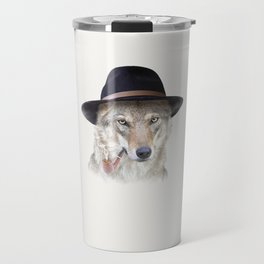 WOODY HUTSON Travel Mug