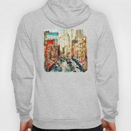Winter in Chinatown - New York Hoody