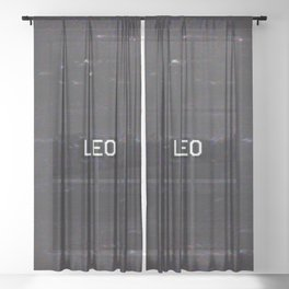 LEO Sheer Curtain