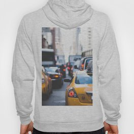 TAXI - CAB - CITY - CARS - PHOTOGRAPHY Hoody