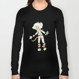 dismembered in space  Long Sleeve T-shirt