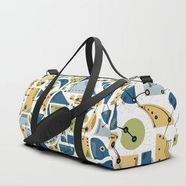 Connection Doodle Duffle Bag