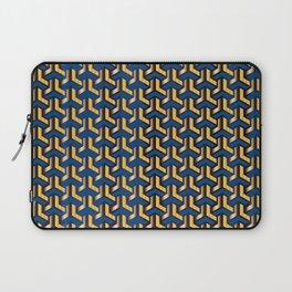 Traditional Japanese pattern KUMI-KIKKOU Laptop Sleeve