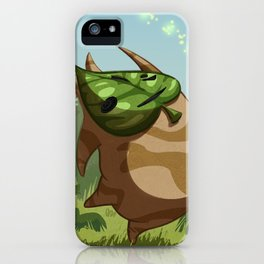 Makar-Wind Waker iPhone Case