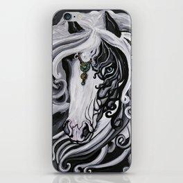 Gypsy Cobb Horse iPhone Skin