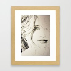 di Framed Art Print