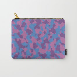 Girly Girl Camouflage Carry-All Pouch