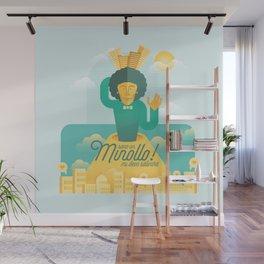 il minollo Wall Mural