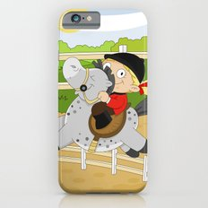Olympic Sports: Equestrian Slim Case iPhone 6s