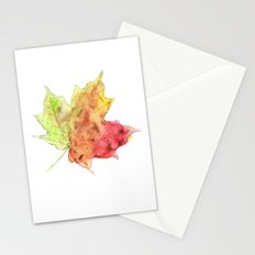 Fall Leaf #2 Stationery Cards