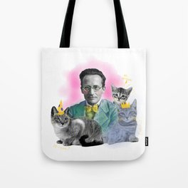 Schrödinger's Birthday Party Tote Bag