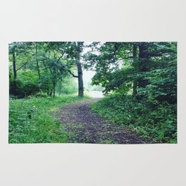 Lost woods Rug