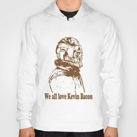 starlord Hoodies featuring We are in love with Kevin Bacon by 2513