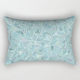 Pastel Diamond Rectangular Pillow