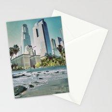 Surf City L.A. Stationery Cards