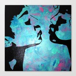 Love Yo Self Canvas Print