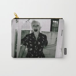 Screaming Rachel Carry-All Pouch
