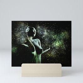 Deep Bass - Feedback Mini Art Print