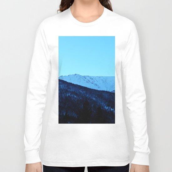 White Peaks Long Sleeve T-shirt