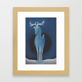 Winter Spirit Framed Art Print