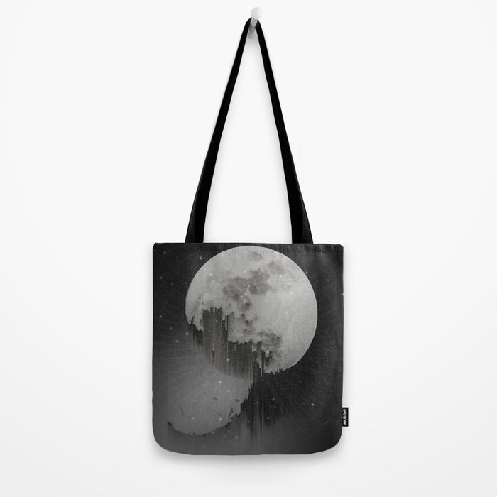 Sacred Moon Tote Bag